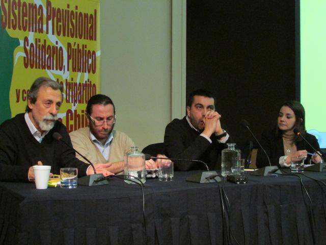 No + AFP: «El D.L. 3.500 es inconstitucional»