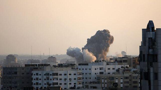 Una niña muere en un ataque israelí  contra un campo de refugiados de Gaza en pleno 'alto al fuego'