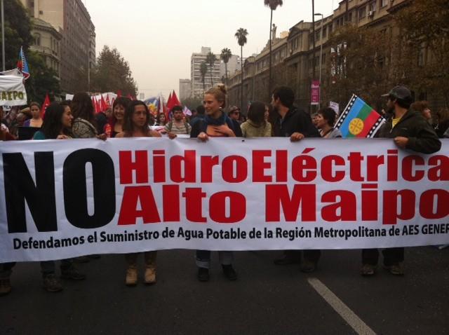 Asamblea por el Agua y la Soberanía de Puente Alto convoca a Marcha Carnaval