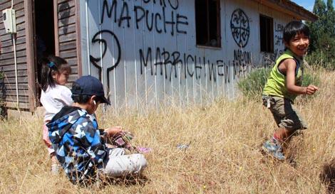 Corte de Temuco acoge recurso de amparo presentado por INDH en favor de niños/as de Escuela de Temucuicui gaseados por Carabineros