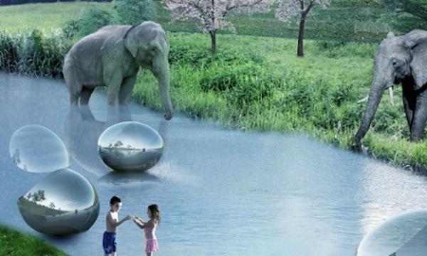 Zoo danés colocará a humanos en cautiverio mientras animales rondan libremente