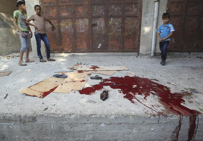 La contumacia criminal israelí