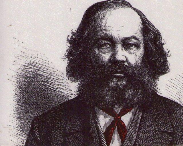 Bakunin en búsqueda y captura en Brasil
