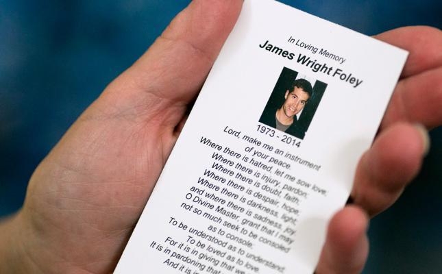 Gobierno sirio: «El periodista James Foley fue asesinado hace un año»