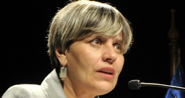 Lorena Fries del INDH: «Lamentamos que se haya atentado contra un templo católico»