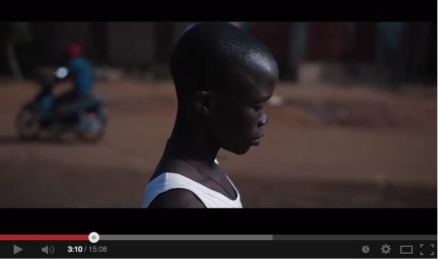 Tráfico infantil: 'No estoy en venta' (Video)