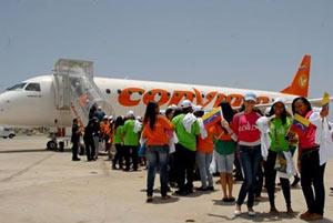 Gobierno venezolano activó programa de turismo estudiantil