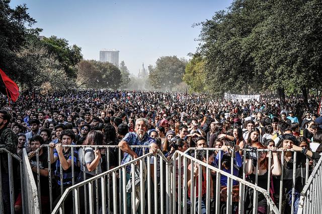 Marcha Nacional 4 de septiembre: demandamos reformas laborales en octubre (RECORRIDO)
