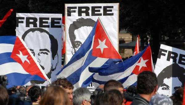 Rusia exige a EE.UU. que libere a los héroes cubanos