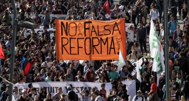 ¿Cómo influir en la reforma? La encrucijada del movimiento estudiantil