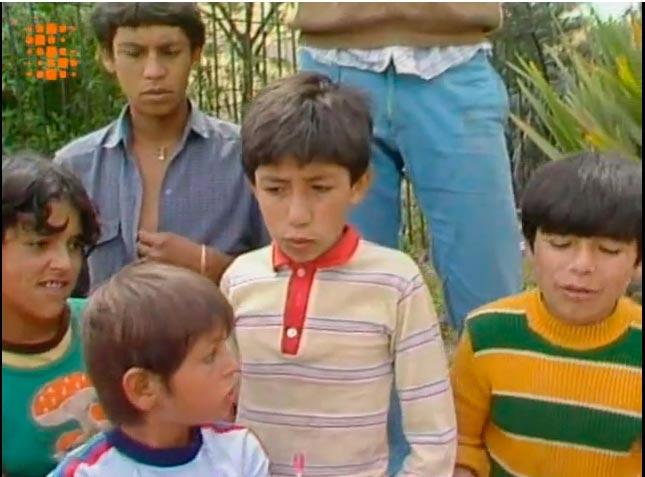 "[Video] ""Cuando sea grande tengo pensado ser terrorista pa' matar a Pinochet"""