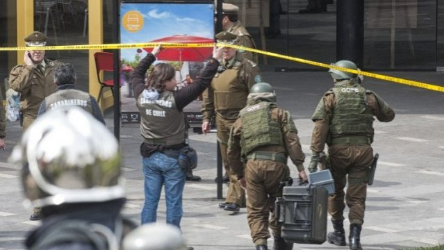 Hoy se realiza la formalización de los tres imputados por los atentados explosivos de los últimos meses