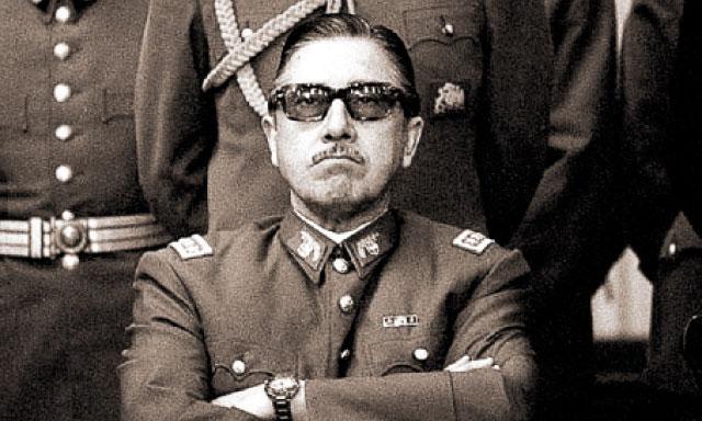 Los crímenes  químicos de Pinochet