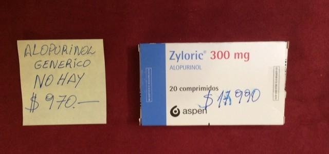 Farmacias ocultan medicamentos genéricos para privilegiar sus marcas