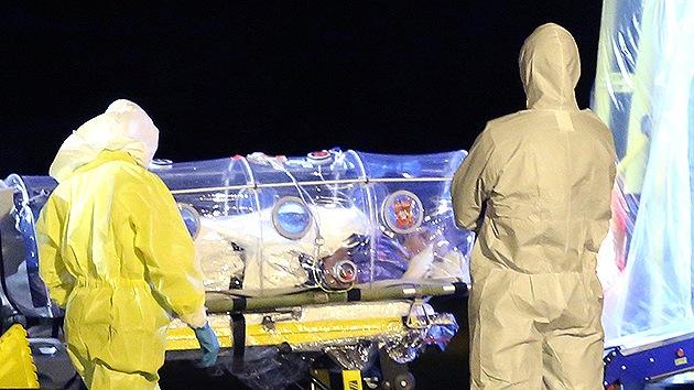 Aíslan a otras tres personas por posible contagio de ébola en Madrid