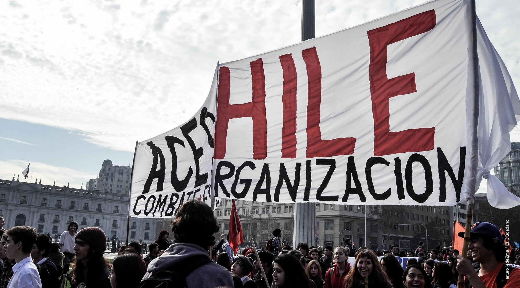 Comunicado ACES respecto de los sucesos ocurridos en la movilización del día 9 de octubre