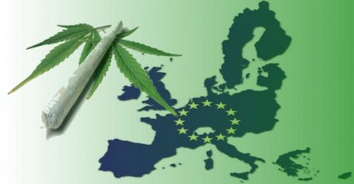 Cada vez más jovenes europeos legalizarían la marihuana