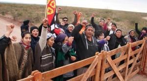Triunfo Mapuche: Reconocen jurídicamente a Comunidad Campo Maripe en conflicto con petrolera YPF