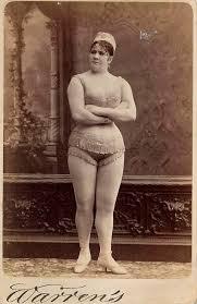 Bailarinas exóticas de 1890