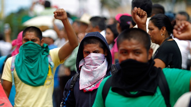 Terror en Iguala: 14 asesinatos en menos de 72 horas