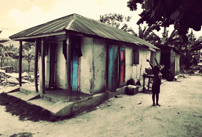 Las puertas más inquietantes de la extrema pobreza