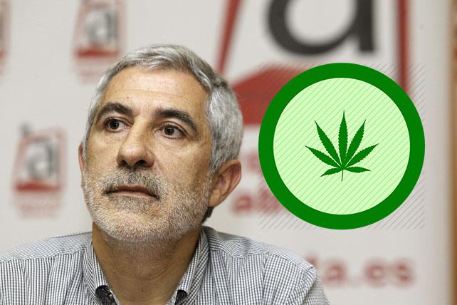 Izquierda Unida a favor de la legalización en España