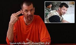 Nuevo video de un rehén del EI: «A Occidente le espera una tercera Guerra del Golfo»