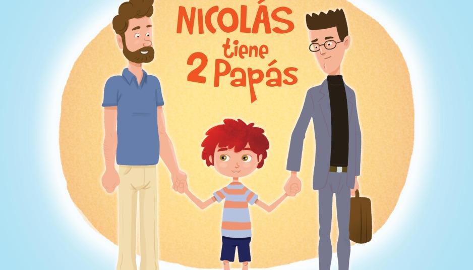MOVILH presentará informe sobre «Nicolás tiene dos papás»en la Corte de Apelaciones
