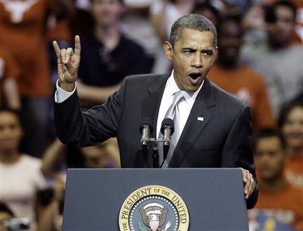 Barack Obama va a la guerra por agua, energía y alimentos