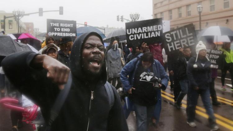 Ferguson no es un momento, es un movimiento