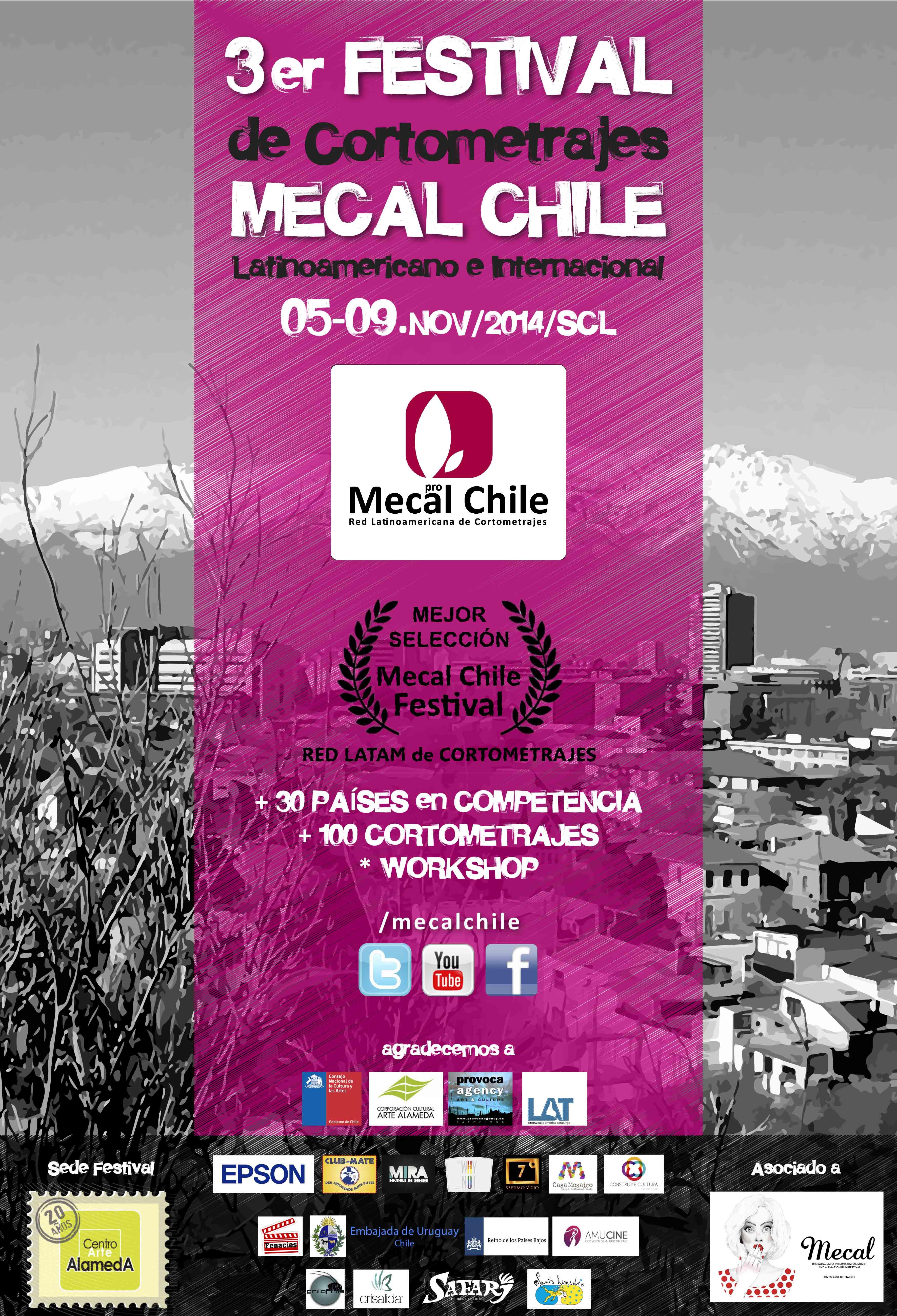 III Edición Festival Mecal Chile