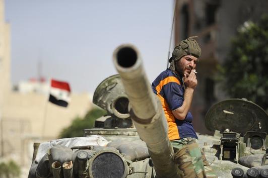 Las mayores potencias militares de Oriente Medio