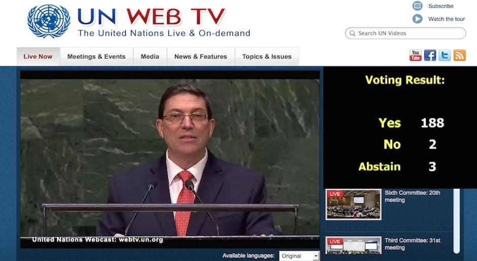 El bloqueo daña a Cuba pero daña también a Estados Unidos