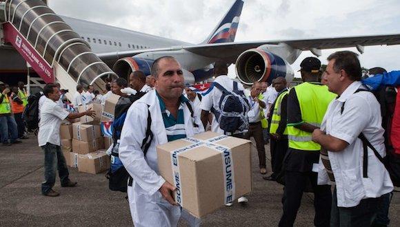 Editorial de The New York Times: La impresionante contribución de Cuba en la lucha contra el Ébola