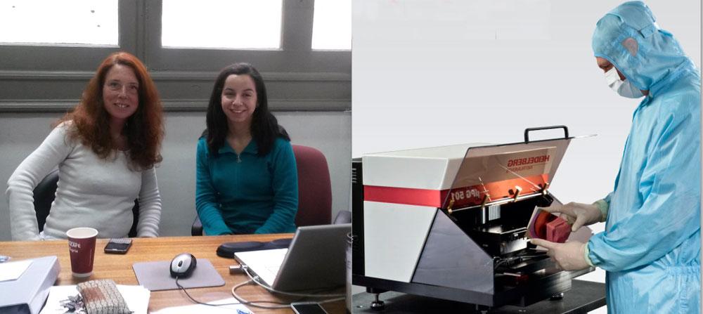 Departamento de Física gana Fondequip para crear Laboratorio de Litografía Óptica