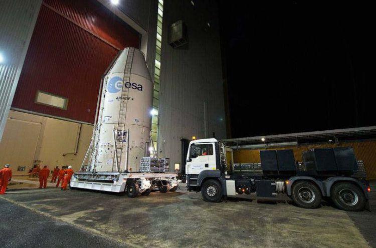 Argentina se prepara para el lanzamiento de su mayor satélite