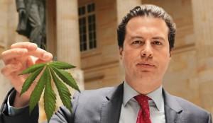 Marihuana medicinal es opción en Colombia