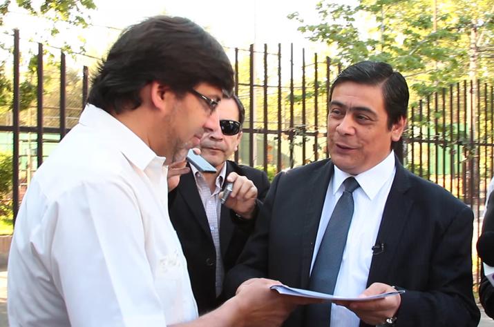 """Ministro Víctor Osorio: """"Hemos recuperado el Sporting Club para la ciudadanía"""""""