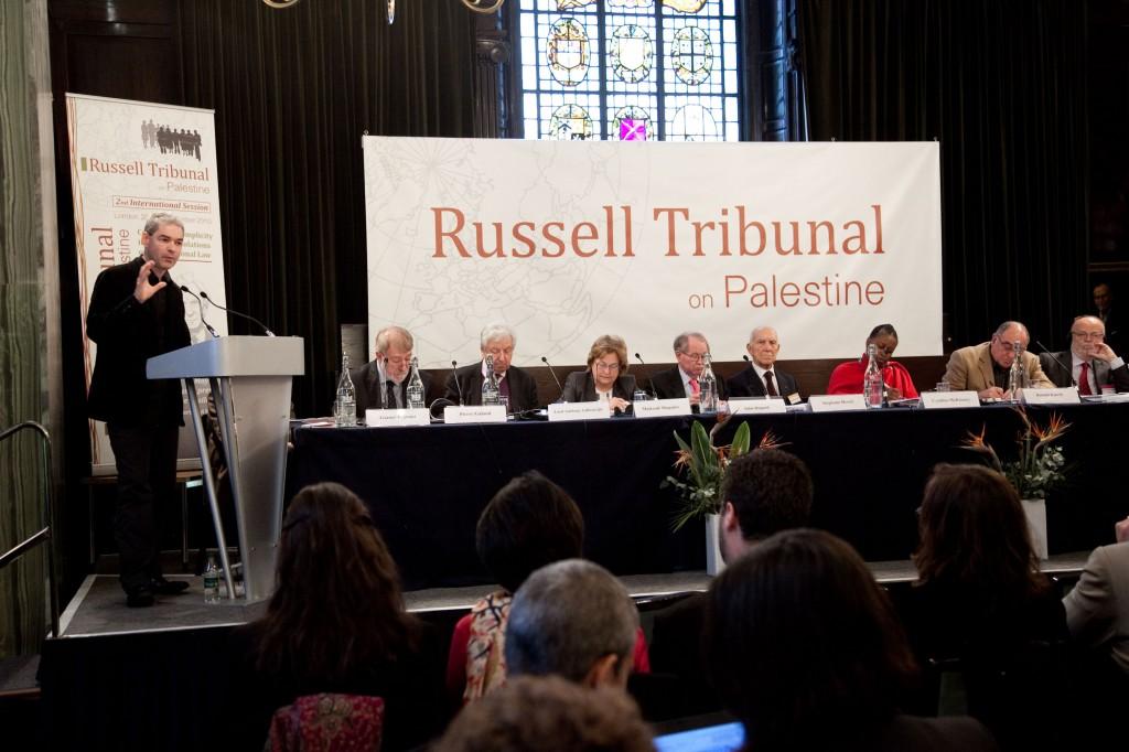 Prestigioso Tribunal Russell para Palestina expondrá tres días en Chile