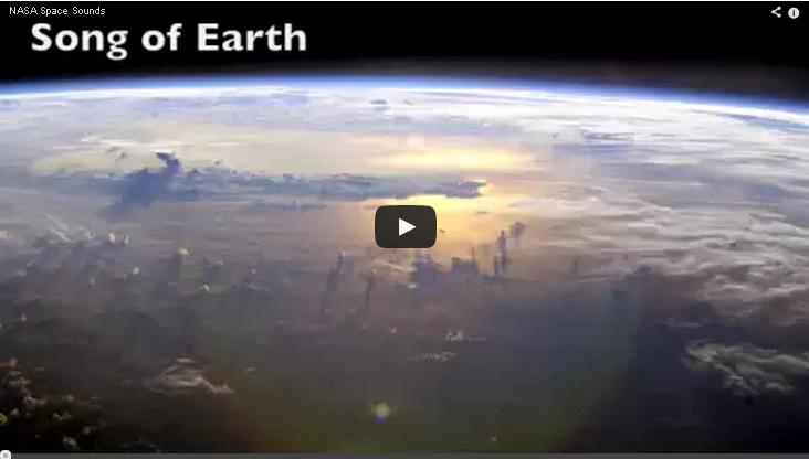 Estos son los sonidos del espacio, grabados por la NASA