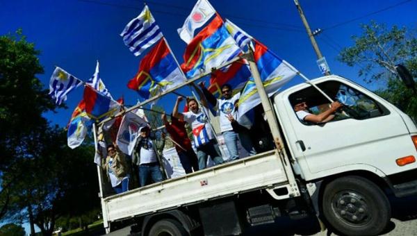 Invitados internacionales destacan cultura democrática de uruguayos
