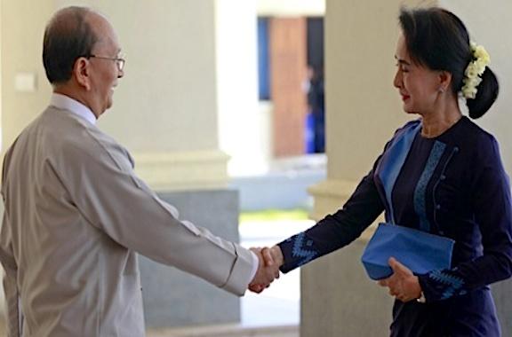 Birmania deja atrás décadas de dictadura y abre diálogo