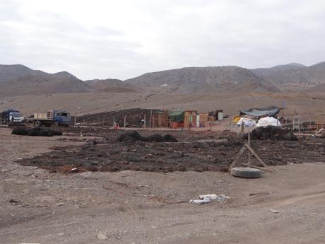 Ministerio de Minería se comprometió a subsanar suelos contaminados en Taltal