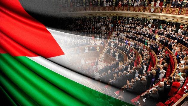 El Congreso español debate el reconocimiento del Estado de Palestina