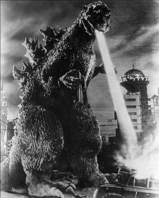 Godzilla recibe premio especial de la ciudad que lo vio nacer