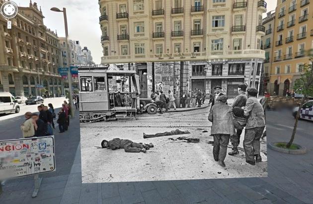 ¡No pasarán!: La Guerra Civil Española vista como nunca antes