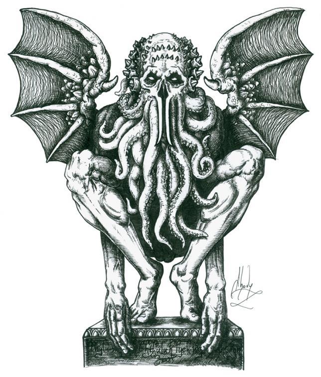 Todo será oscuridad: Lovecraft y la cultura