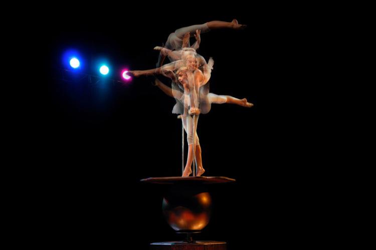 """Un centenar Cerca de fotografías dan vida a la muestra """"Circo: Arte y Patrimonio"""""""