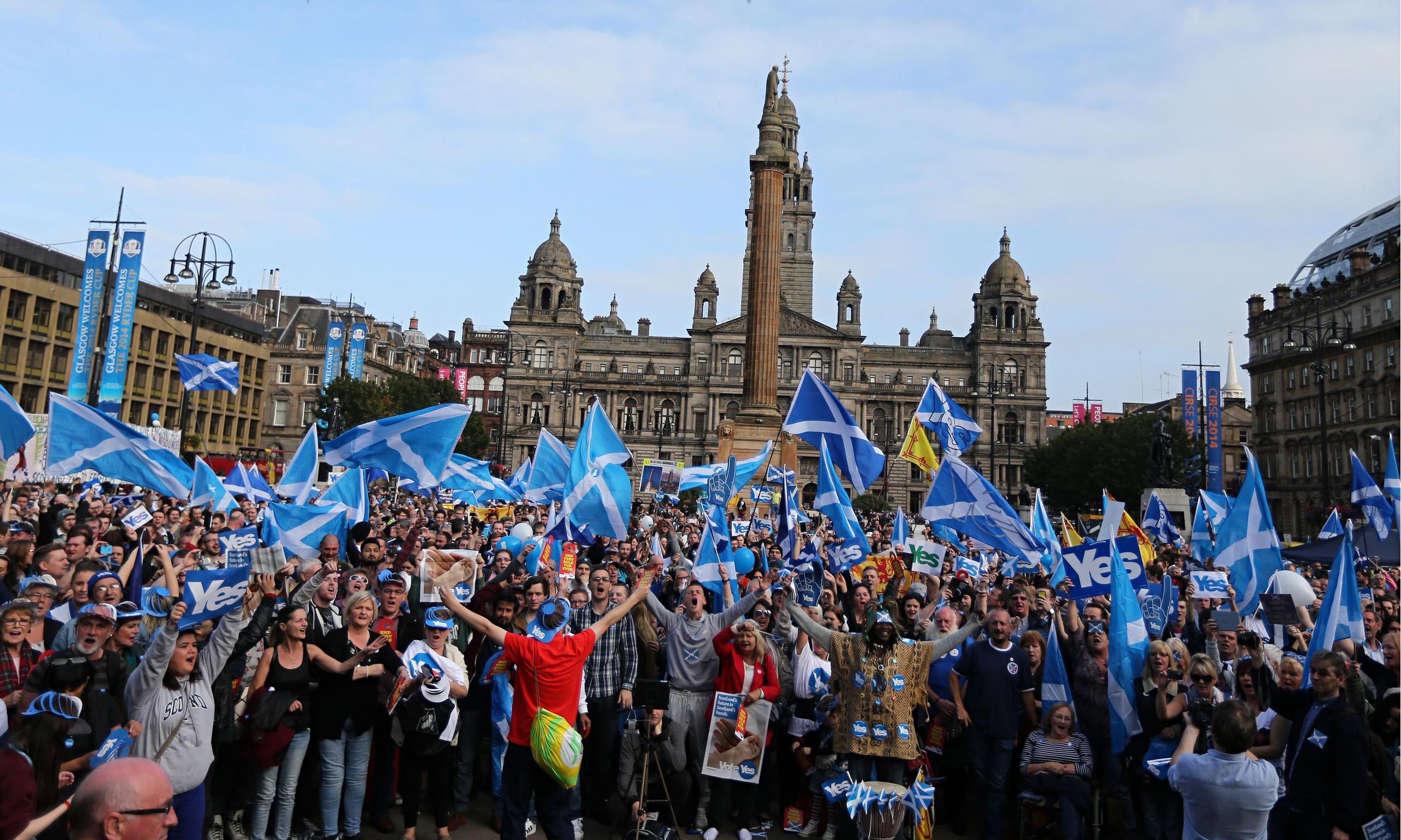Escocia recibirá más autonomía tras el «no» a la independencia