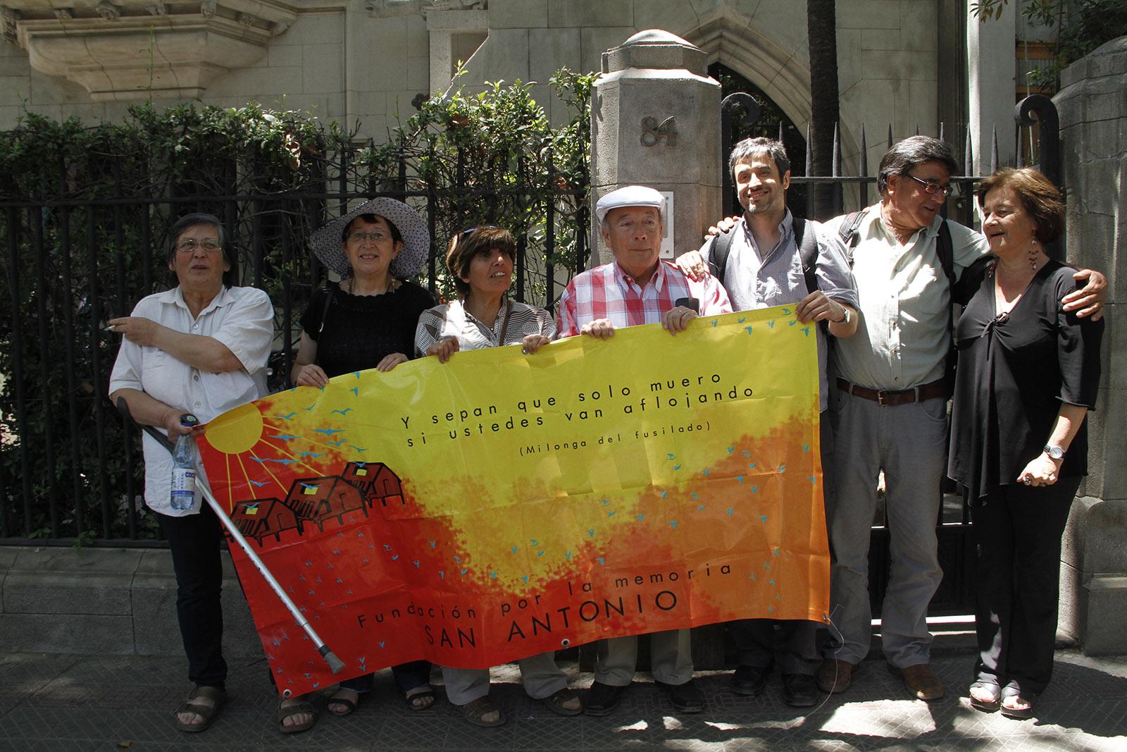 Declarado monumento nacional lugar donde la DINA enseñó a torturar y exterminar